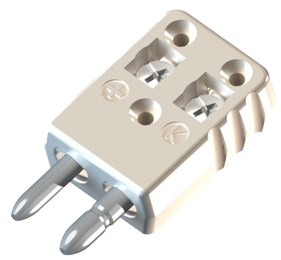 Ceramic Jab-in Full Size Thermocouple Connector 9