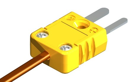 Closed Mini Plug with Wire | Marlin Manufacturing