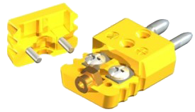 Full-Size, Hex Body, 2-Pole Connectors 2