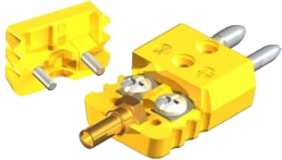 Full-Size, Hex Body, 2-Pole Connectors 3