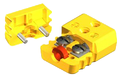 Full-Size, Hex Body, 2-Pole Connectors 4