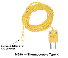 Specialty Thermocouples 2