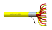 Multi Pair Thermocouple Extension Cable | Marlin Manufacturing