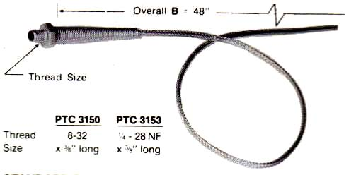 Nozzle Type Thermocouple 1