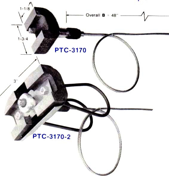 Magnetic Mounted Surface Thermocouple 1